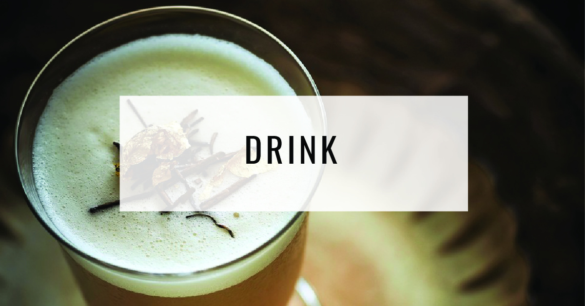 Drink Title Card Food For Thought