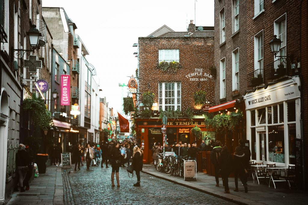 Dublin | 5 Cities in Europe For An Exciting City Break | Food For Thought