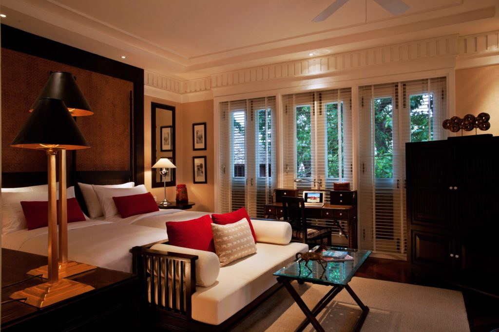 Bedroom | East Borneo Suite | 137 Pillars House | Food For Thought