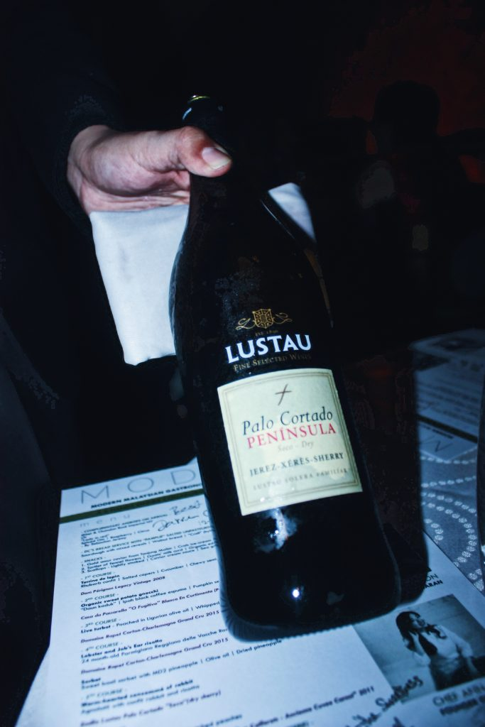 "Emilio Lustau Palo Cortado ""Seco"" Dry Sherry 