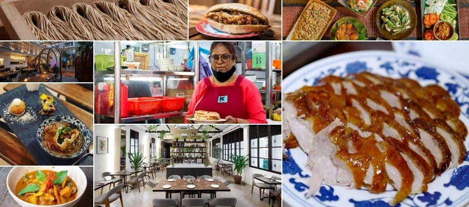 Essence of Asia | Asia's 50 Best Restaurants 2021 | Food For Thought