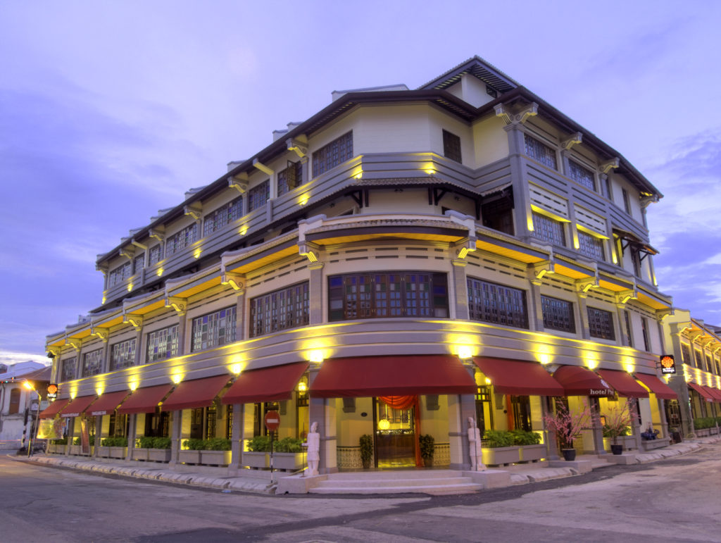Exterior | Hotel Penaga | Food For Thought