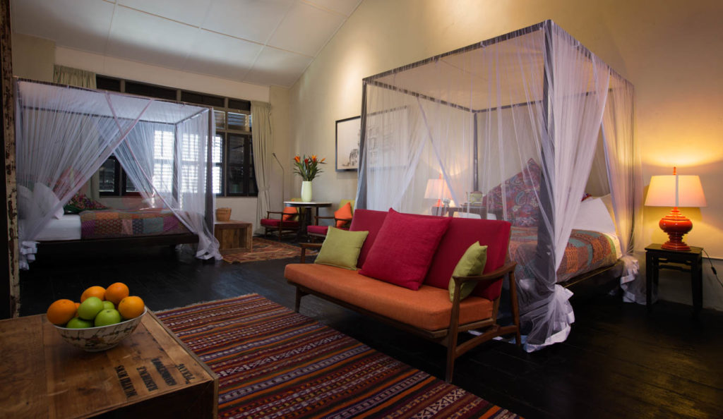 Family Room | Muntri Mews | Muntri Residence | Food For Thought