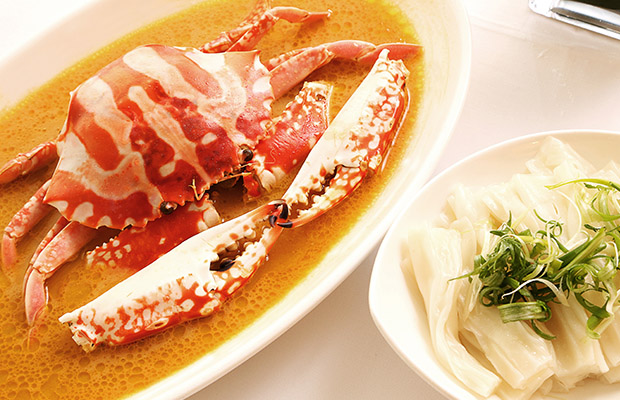 Flower Crab | Asia's 50 Best Restaurants 2021 | Food For Thought