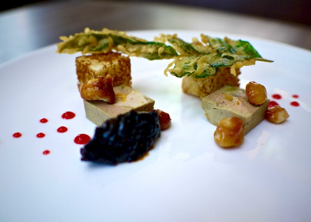 Foie Gras | Skillet at 163 | Food For Thought