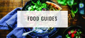 Food Guides Title Card | Food For Thought