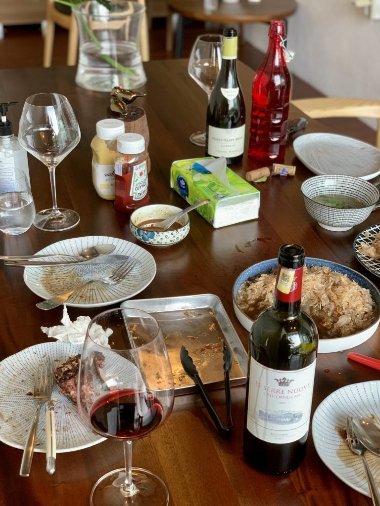 Food, Wine and Quarantine | A Quarantine with Darren Chin | Food For Thought