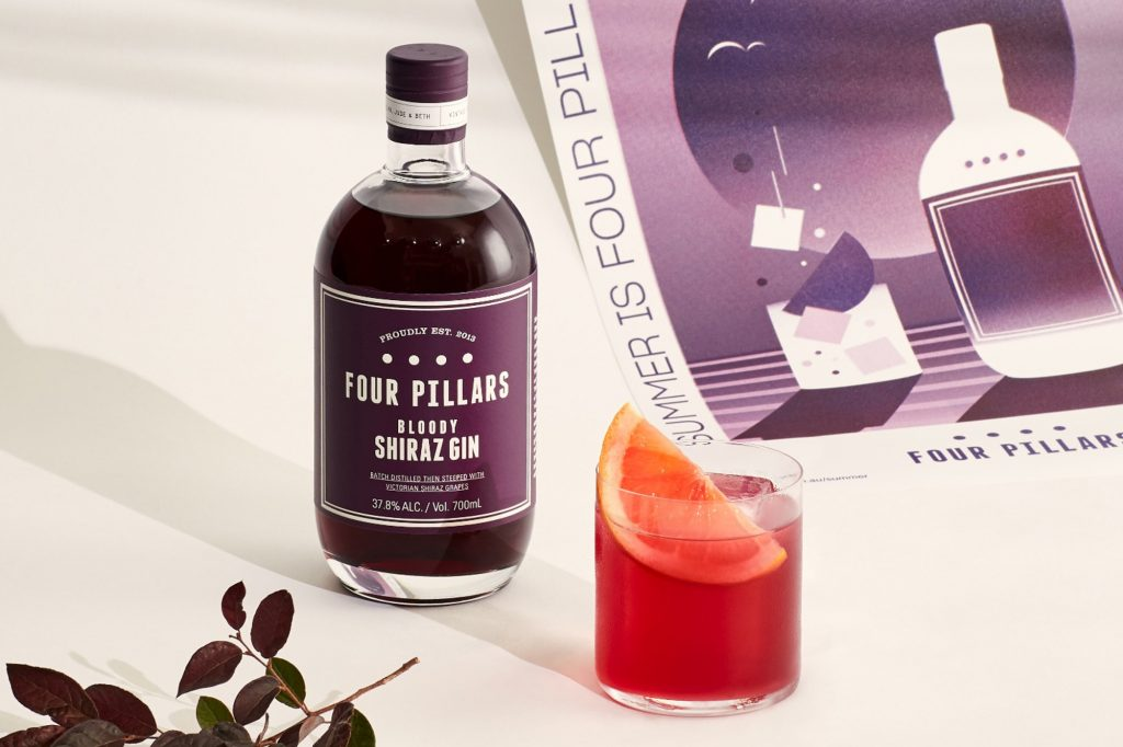 Four Pillars Bloody Shiraz Gin | Four Pillars Gin