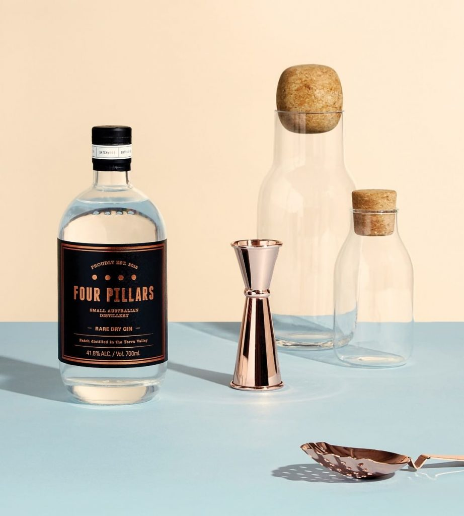Four Pillars Rare Dry Gin | Four Pillars Gin