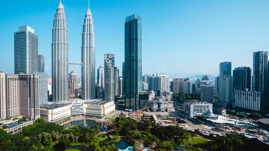 Four Seasons Kuala Lumpur Daytime | Four Seasons Kuala Lumpur | Food For Thought