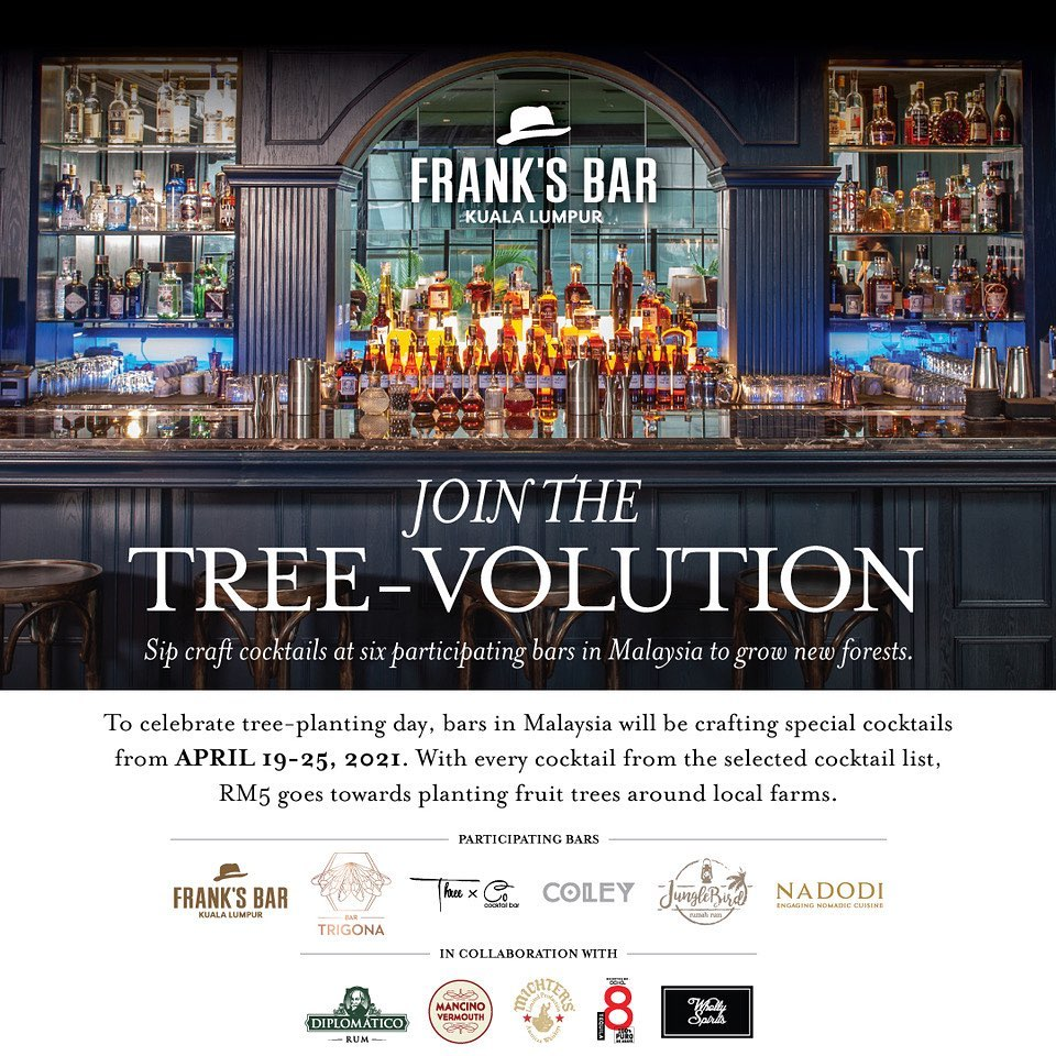 Frank's Bar | Tree-Volution | Food For Thought