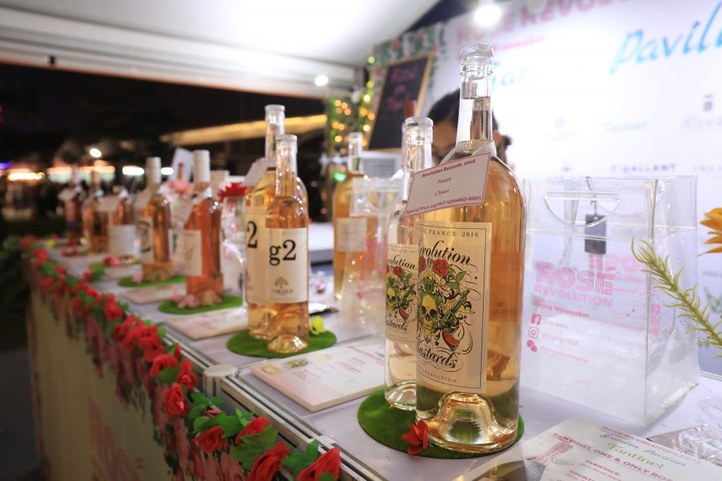 French Rose | Hong Kong Wine and Dine Festival 2018 | HKTB | Food For Thought