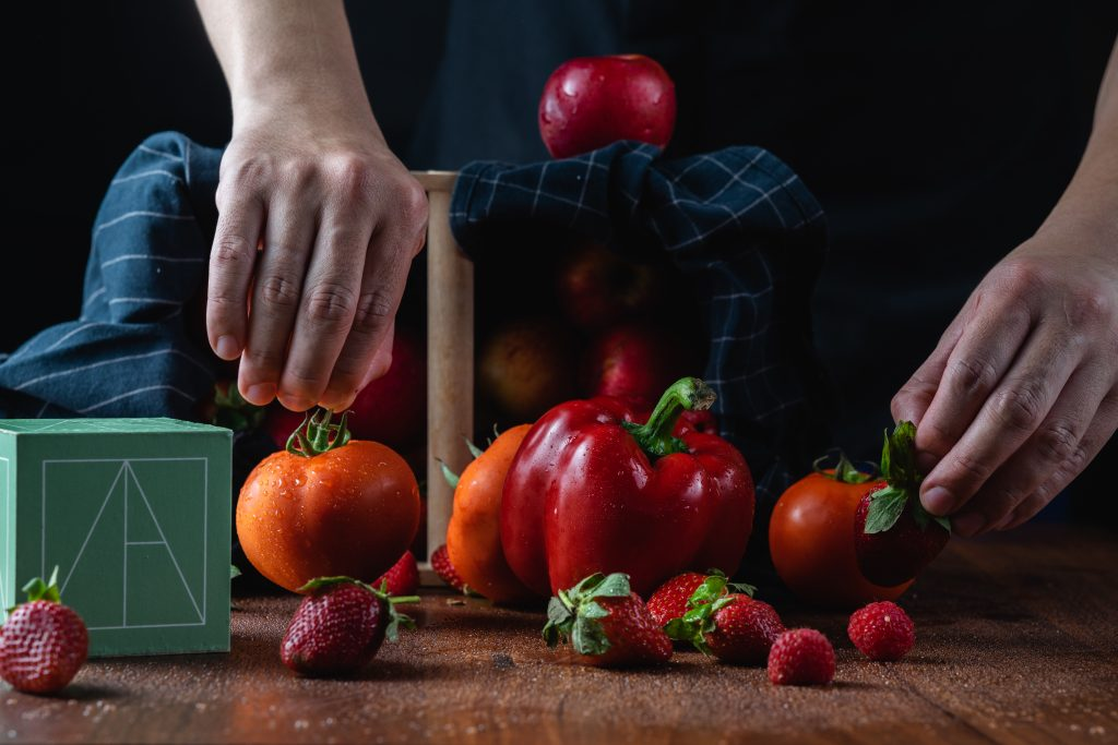 Fresh Ingredients 4 - TAF Meals | TAF Meals | Food For Thought