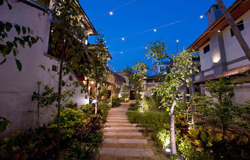 Garden Outdoor | Hotel Penanga | Food For Thought