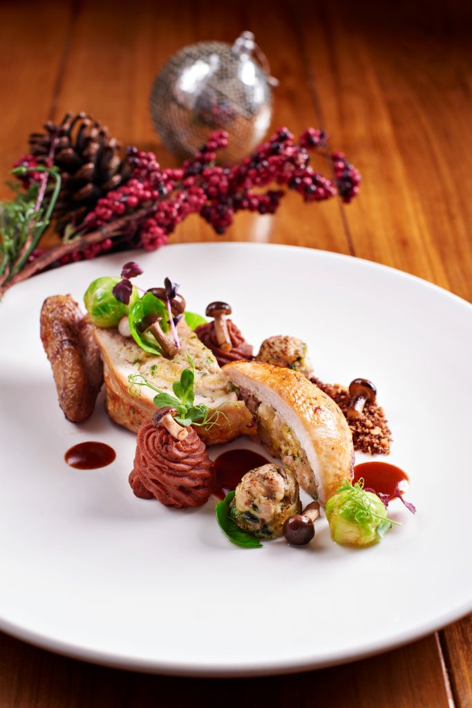 Gastro Sentral, Le Meridien Christmas   12 Days Of Christmas   Food For Thought