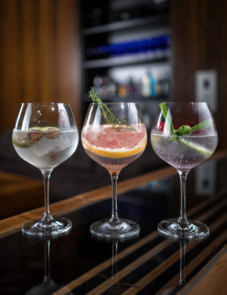 Gin Flight | MariGin | Food For Thought