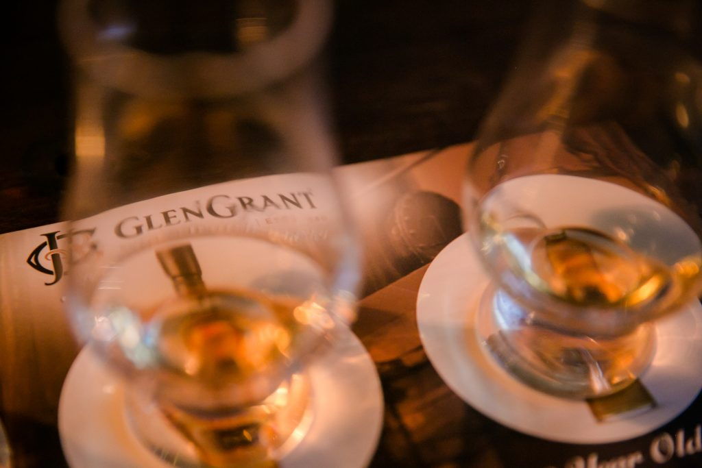 Glen Grant Tasking KL | Glen Grant Whisky | Food For Thought