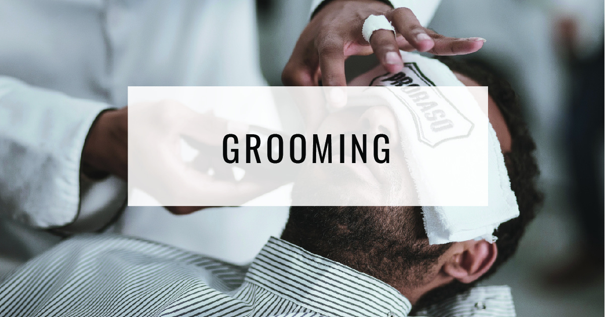 Grooming Title Card | Food For Thought