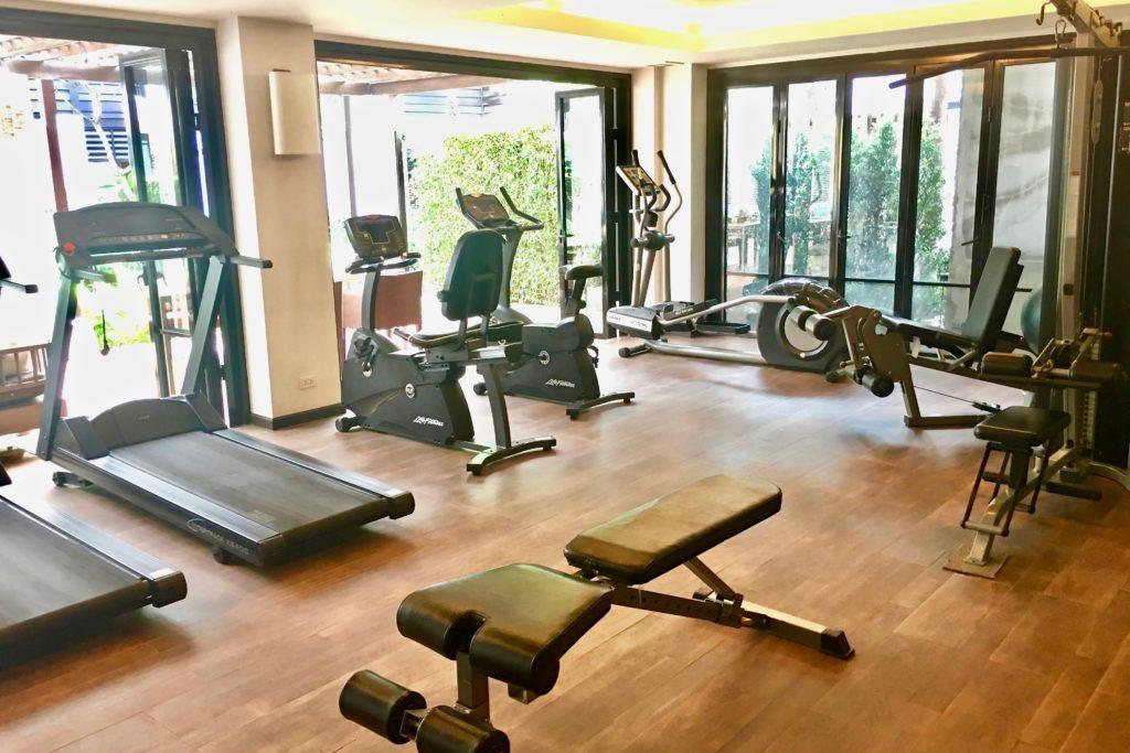 Gym | RarinJinda Wellness Spa Resort