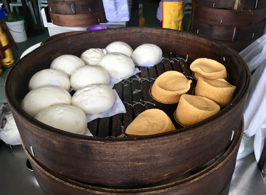 Hainanese Pau | Ipoh Food Guide | Food For Thought