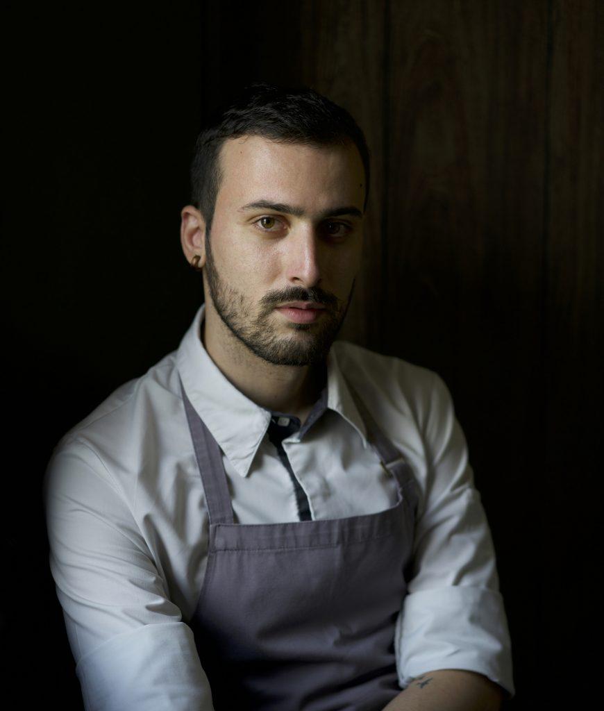 Head Chef Mirko Febbrile   Braci   Food For Thought