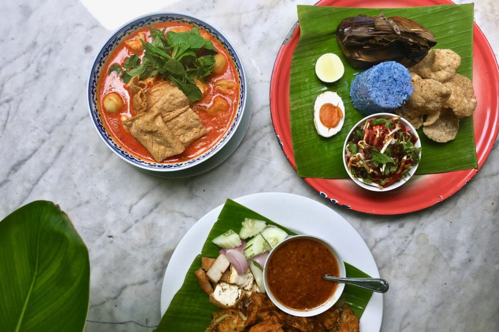 Helen's Curry Mee | Ikan Sambal | Cucur Udang | Mews Cafe | Muntri Mews | Muntri Residence | Food For Thought