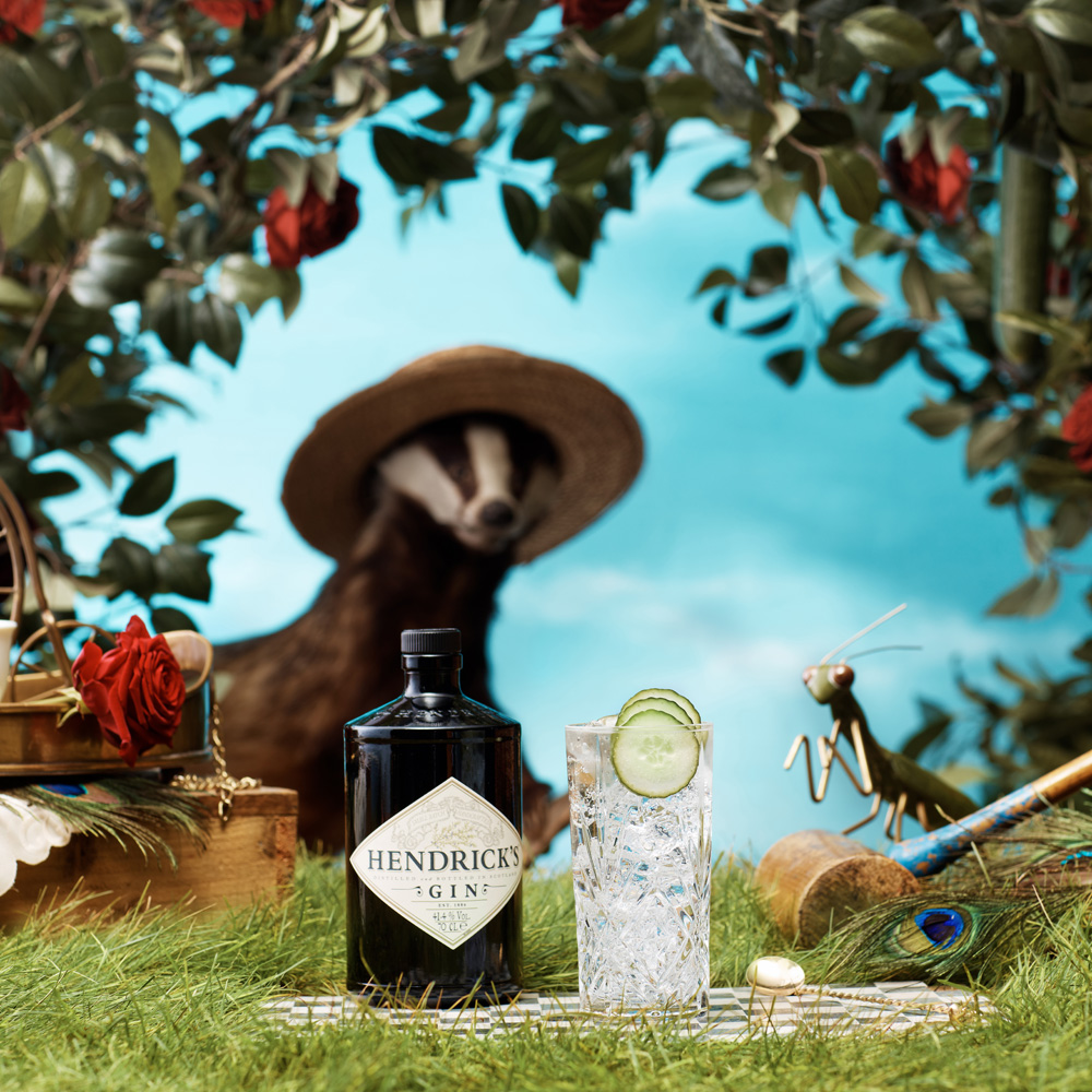 Hendrick's Tonic | World Cucumber Day | Charmaine Thio of Hendrick's Gin | Food For Thought