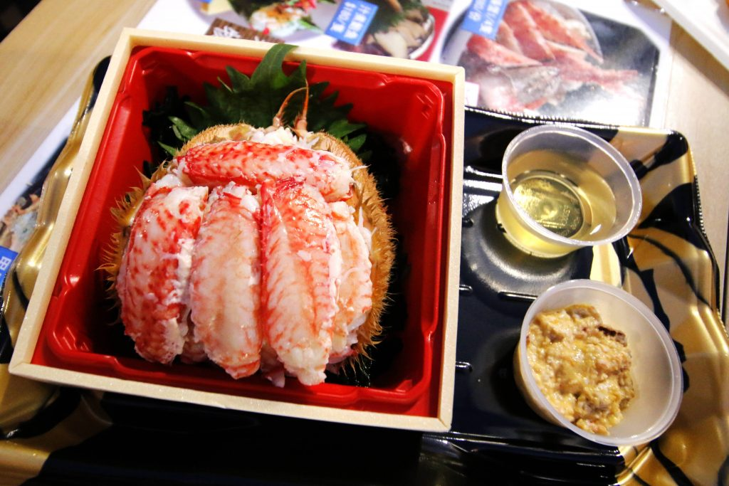 Hokkaido Hairy Crab | Hong Kong Wine and Dine Festival 2018 | HKTB | Food For Thought