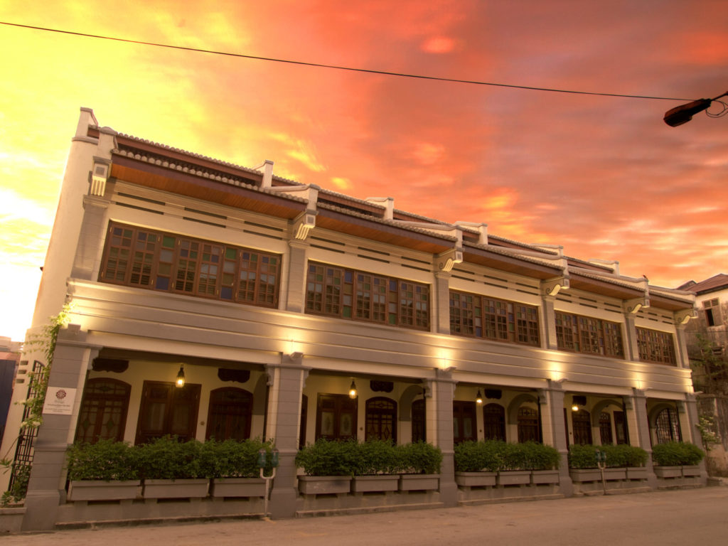 Exterior Building | Hotel Penaga | Food For Thought