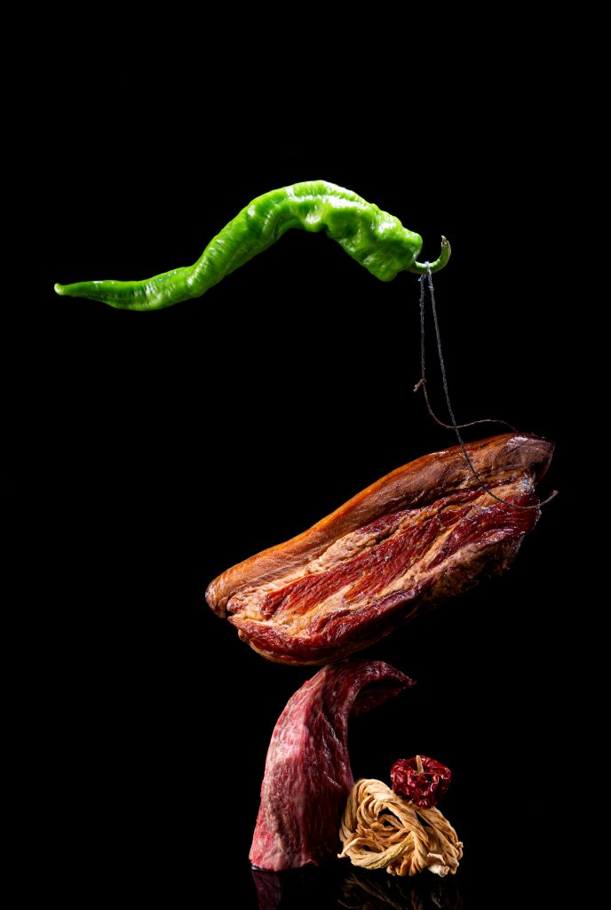 Hunan Pepper and Beef | Asia's Best Restaurant 2021 Best Female Chef DeAille Tam of Obscura | Food For Thought