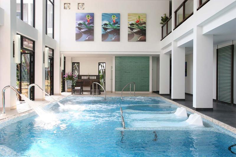 Hydrotherapy Room | Wellness Spa | RarinJinda Wellness Spa Resort