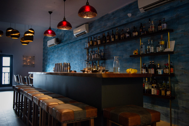 IB HQ Bar Singapore | Best Bars in Singapore 2019 | Food For Thought