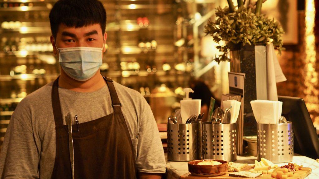 Chef Jason Tee Zhi Yuan | Leonardo's Dining Room & Wine Loft | Food For Thought