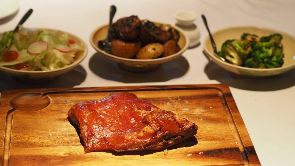 Iberico Suckling Pig | Leonardo's Dining Room & Wine Loft | Food For Thought