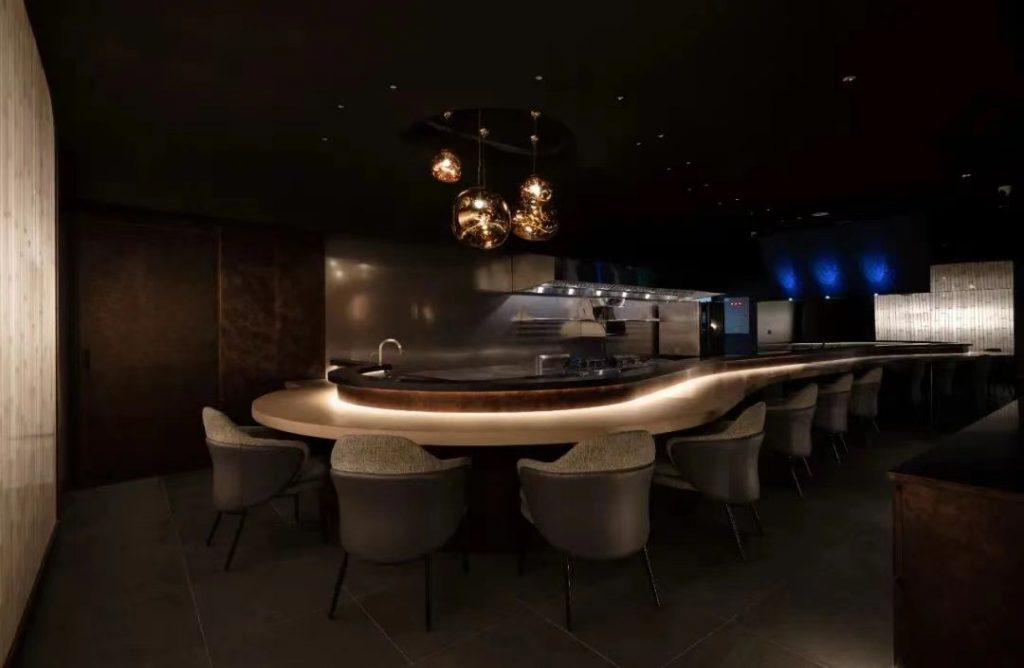 Interior 1st Floor Overview | Asia's Best Restaurant 2021 Best Female Chef DeAille Tam of Obscura | Food For Thought