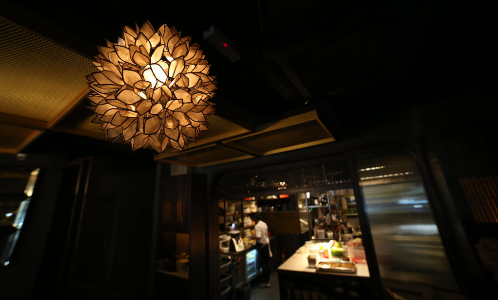 Interior Lighting | Ekkamai | Food For Thought