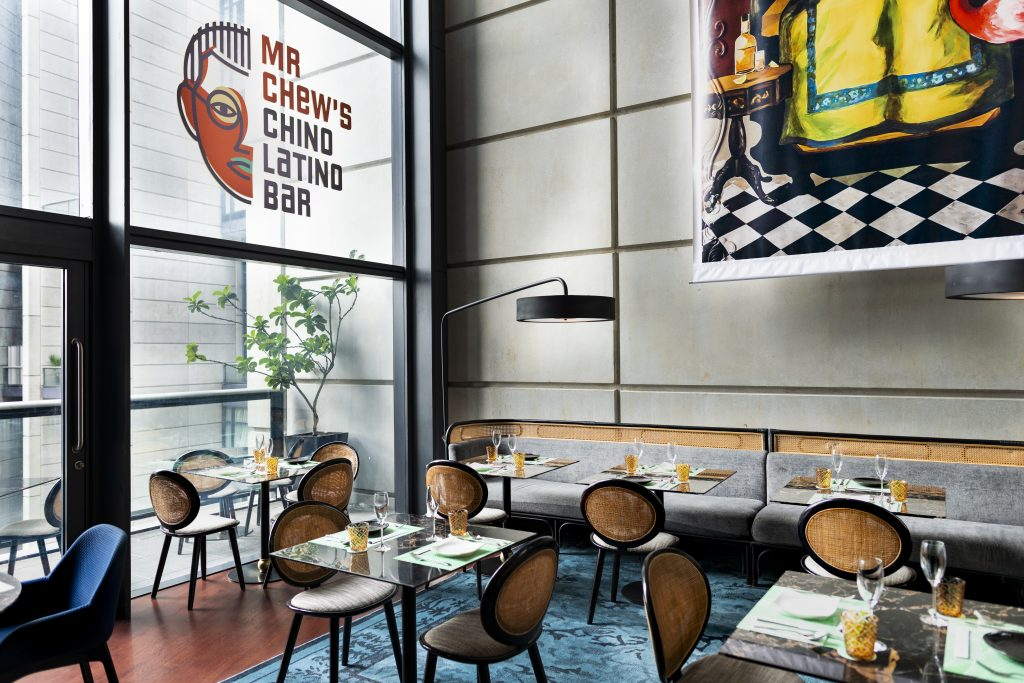 Interior | Mr. Chew's Chino Latino | Food For Thought