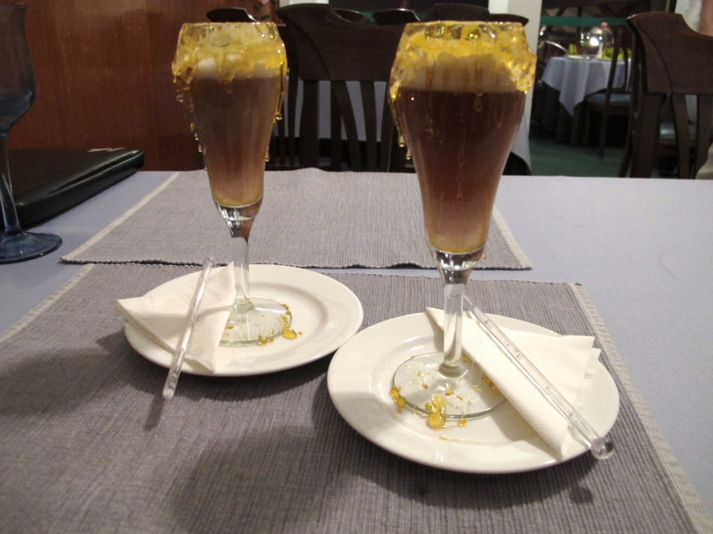 Irish Coffee - The Fine Dining - Food For Thought