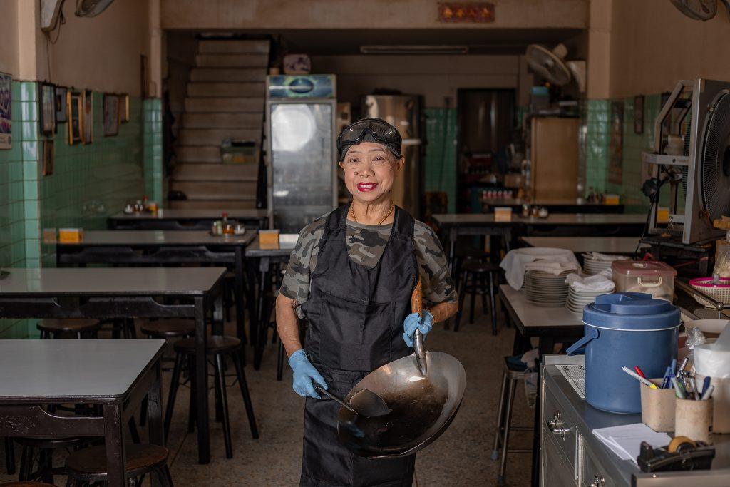 Jay Fai | Icon Award Jay Fay | Asia's 50 Best Restaurants 2021 | Food For Thought