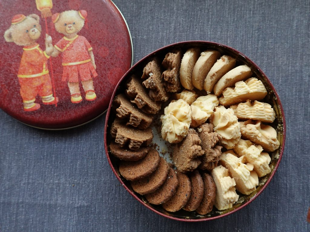 Jenny's Cookies | The Year Of The Metal Ox - 12 Luxurious Offerings To Celebrate The Lunar New Year | Food For Thought