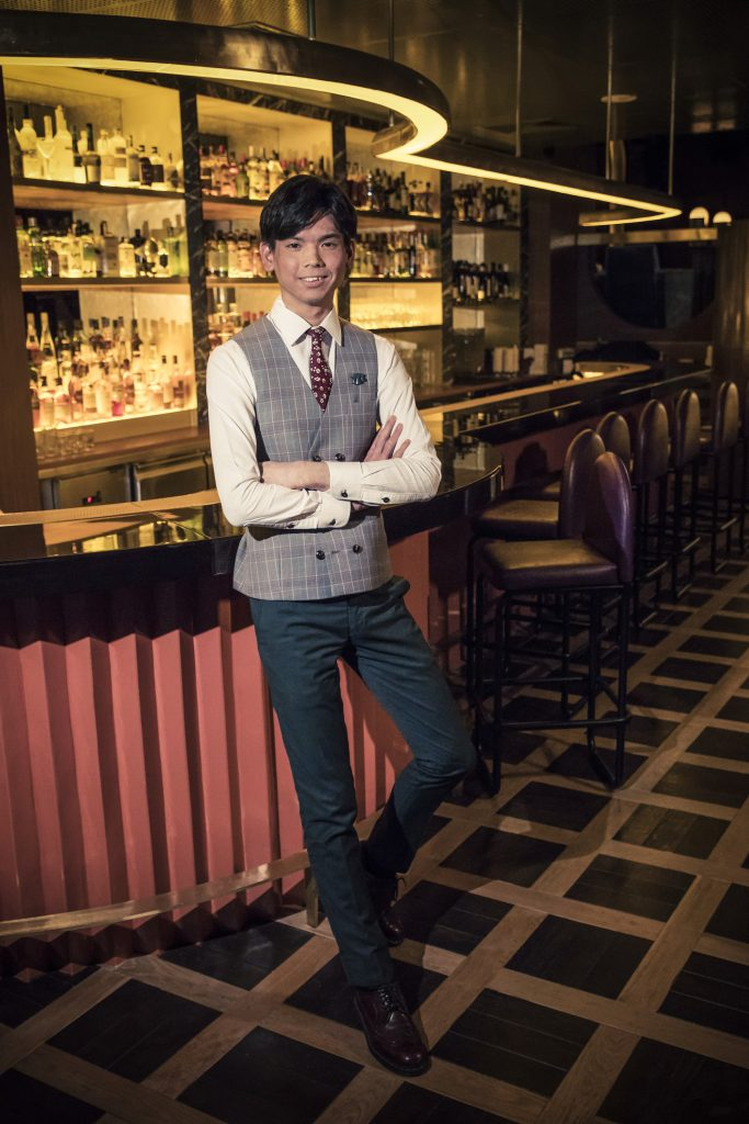 Jerrold Khoo Bartender | Jigger & Pony | Food For Thought