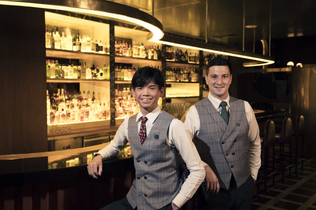 Jerrold and Giovanni | Jigger & Pony | Asia's 50 Best Bars 2020 | Food For Thought
