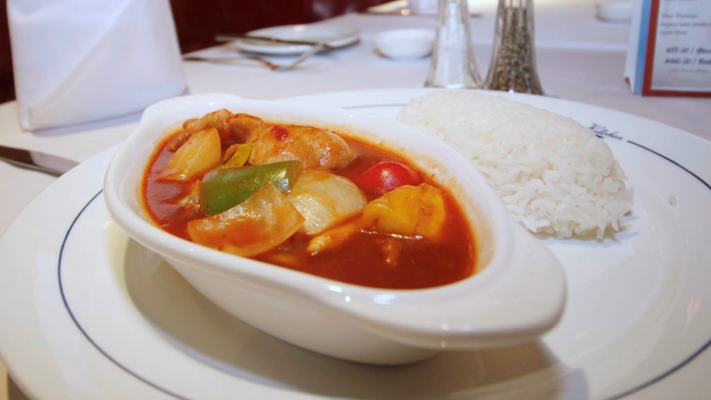 Jimmy's Sweet & Sour Pork | Jimmy's Kitchen | Hong Kong | Food For Thought