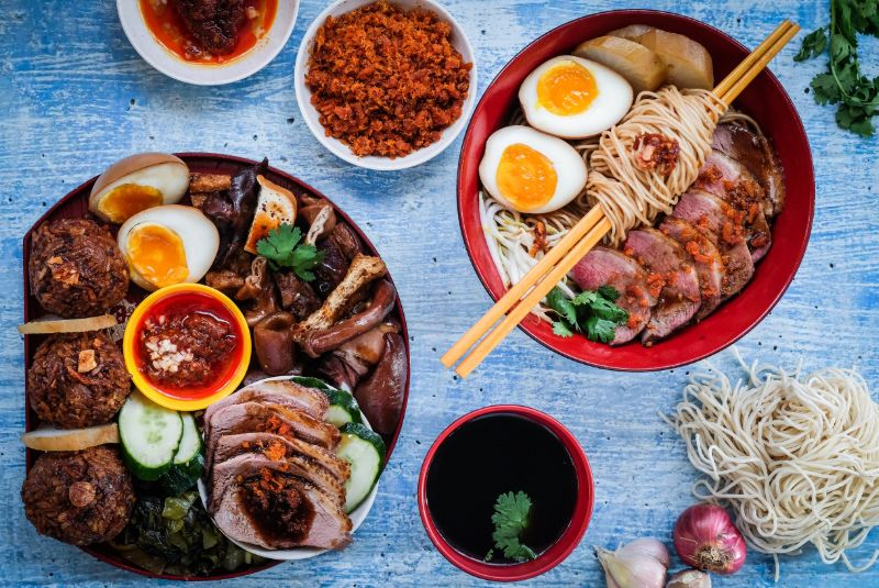 JinJi | Essence of Asia | Asia's 50 Best Restaurants 2021 | Food For Thought