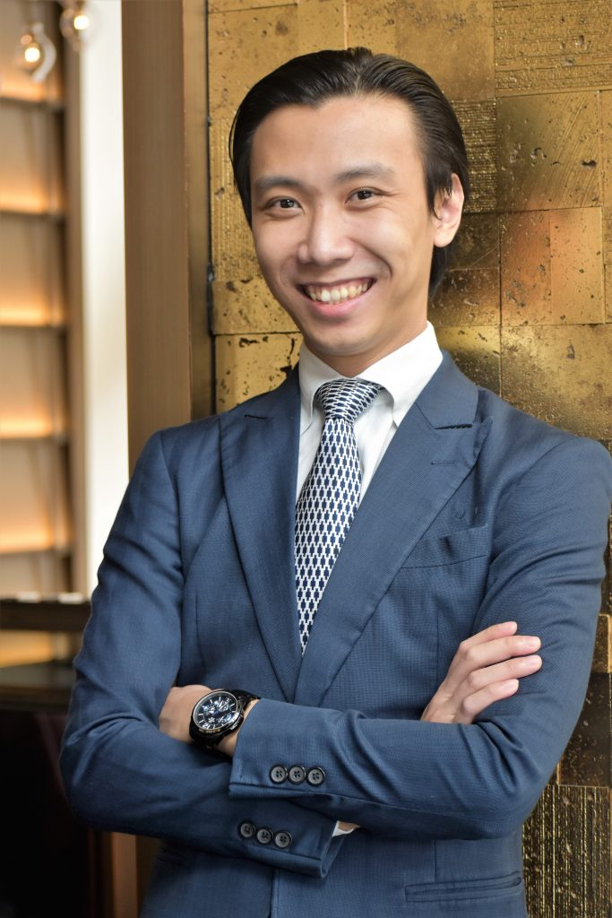 Joe Ngui | Meet The Team - Bar Trigona | Food For Thought