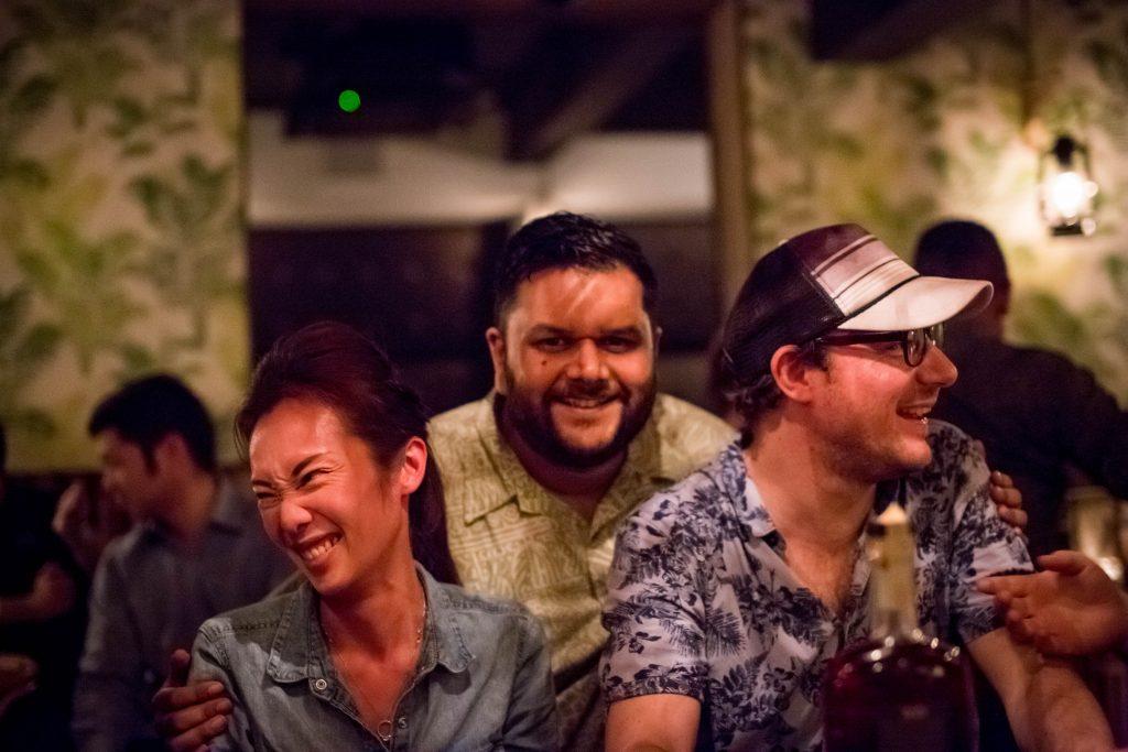 Joshua Ivanovich | Lolita Goh | Divyesh Chauhan | JungleBird | Food For Thought