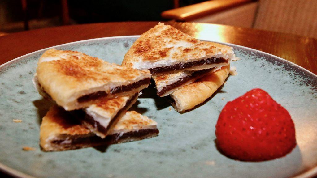 Old Bailey Restaurant 奧卑利 | Jujube Crispy Crêpe 枣蓉酥饼 | Food For Thought