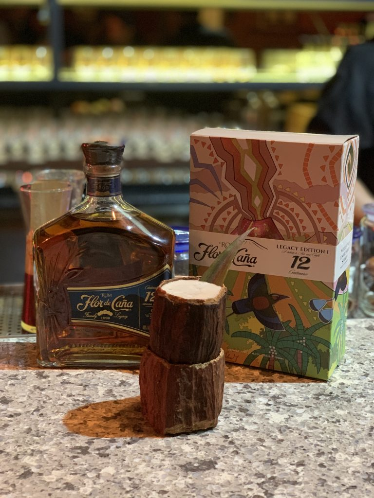 Jungle Hornbill | Flor De Caña Sustainable Cocktail Challenge Malaysia 2019 | Food For Thought