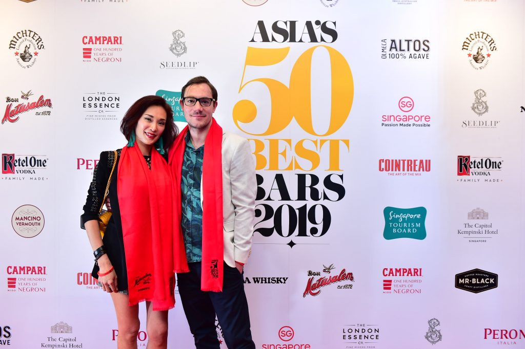 Junglebird | Asia's 50 Best Bars 2019 | Food For Thought
