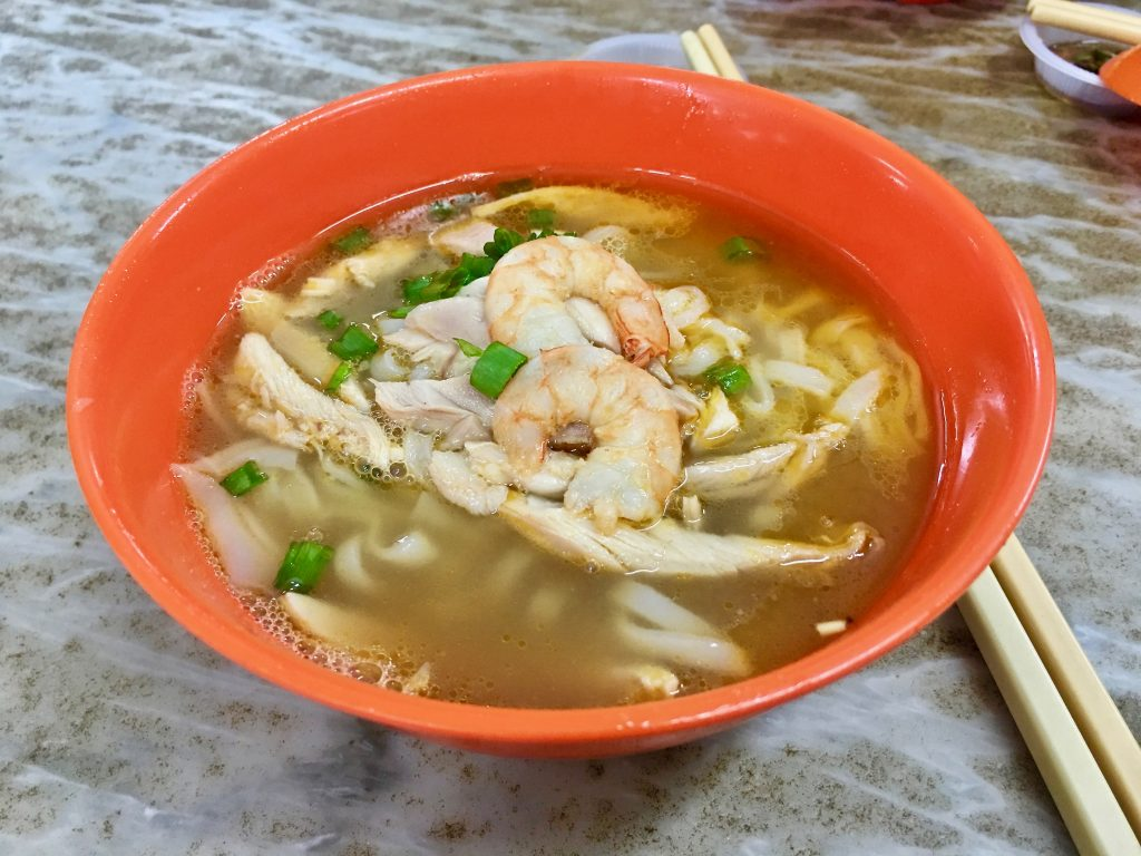 Kai See Hor Fun |Shredded Chicken Hor Fun | Ipoh Food Guide | Food For Thought